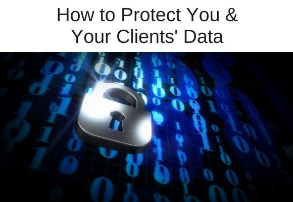 REALTORS typically collect and store vital Personally identifiable Information with little to no training on how to properly store it. This video is an intro or overview of data security for real estate.