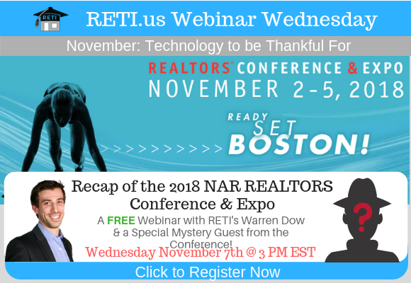 Conference In Boston Wednesday November >> Reti S Recap Of The 2018 Nar Conference In Boston