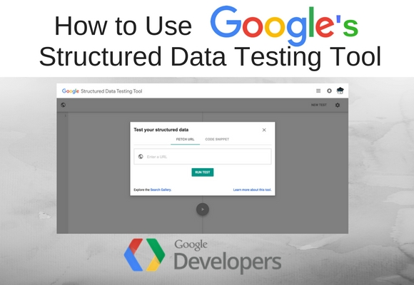 A key component to a good SEO score is making sure that your website's code is inline with Google's standards and that there aren't any issues or errors with the code or structure of the site. In this session You will learn how to use Google's Structured Data Website Tester